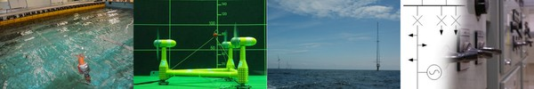 Infrastructures available - wave energy, tidal energy, offshore-wind energy & environmental data, cross-cutting.